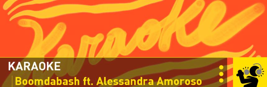 Karaoke - Boomdabash ft. Alessandra Amoroso